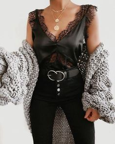 Winter Fashion Trends 2020 for Casual Outfits Cute Casual Outfits, Chic Outfits, Fall Outfits, Fashion Outfits, Womens Fashion, Fashion Trends, Style Fashion, Fashion Black, Fashion Clothes