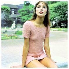 Pastels // Jane Birkin #inspiration #RYDERmuse