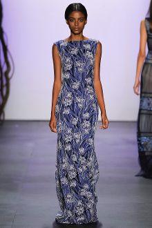 Tadashi Shoji Iris Cap Sleeve Evening Gown ASV2131L