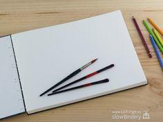 A3 sketchbook 300gr paper  / Cuaderno de acuarelas A3 con papel 300gr