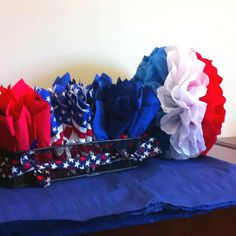 4th of July party decorations :)