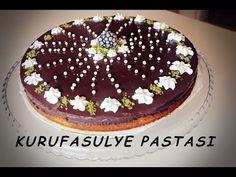 Kurufasulye Pastası / Çölyak Hastaları da Tüketebilir / Acayip Tarifler - YouTube