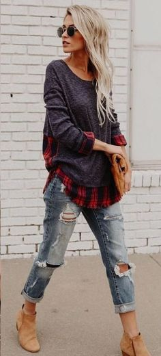 #Fall #Outfits 45 Genius Outfit Ideas To Wear This Fall 37
