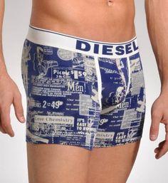 Diesel Herbert Boxer Brief (CEM4-HQT)