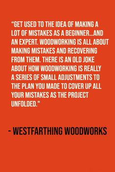 Get used to the idea of making a lot of mistakes as a new woodworker. It's just part of the learning process. How To Make Rings, Cool Things To Make, Cam Clamp, Ring Making, Sanding Block, Woodworking Books, Learning Process, Making Tools, Wooden Rings