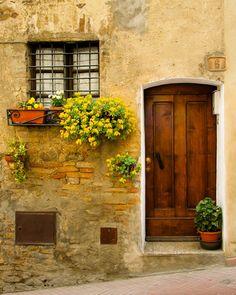 San Gimignano tuscany-italy