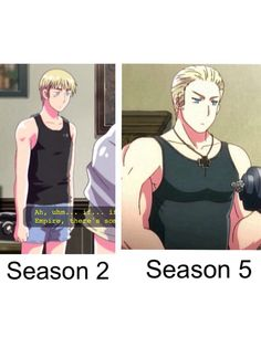 LOL!!!!!!!!!!!!! :D With those kind of results, Germany should do an infomercial where his fans can follow along with him as he does his exercise routine on DVD's! I can see it now, as he is demonstrating his various exercises and trying to help Italy and Japan follow along with him...and if Prussia and Gilbird joined them too, it would definitely be the best workout DVD ever!!! :) #Hetalia