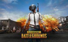 Herunterladen hintergrundbild playerunknowns schlachtfelder, 2017, online-spiel, simulator, poster