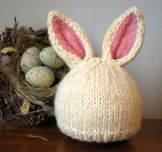 Baby hat for easter. OMG, so cute!