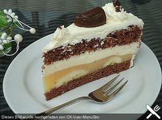 Bananen-Eierlikör-Torte, ein leckeres Rezept aus der Kategorie Torten. Bewertungen: 5. Durchschnitt: Ø 4,1.