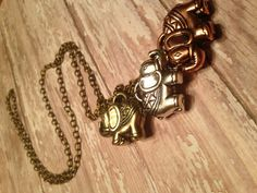 The Elephants by NVboutique on Etsy, $15.00