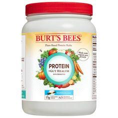 Burt's Bees | Vanilla • Protein + Gut Health