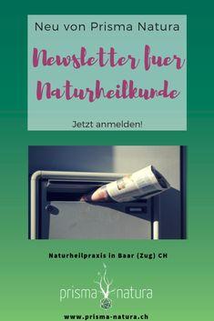 Der neue Newsletter von Prisma Natura mit Tipps, Informationen und #Rezepten rund um #naturheilkunde und #alternativmedizin