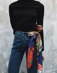 scarf  | TheyAllHateUs