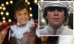 Michael Douglas is dazzling as Liberace... while Matt Damon slips on the chauffeur suit to play his long-term lover