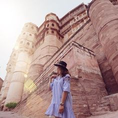 """""""Better to see these place once, than hear about it thousand times 