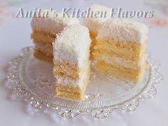Kitchen Flavors: Prajitura Rafaello An Nou Fericit, Vanilla Cake, Desserts, Kitchen, Tailgate Desserts, Deserts, Cooking, Kitchens, Postres