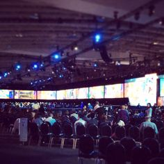 DOORS are OPEN for first opening session of Policy Conference 2014! Share your excitement with friends and family back home and invite them to watch online @ www.AIPAC.org!