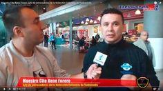 El maestro Cito Rene Forero es un trabajador incansable
