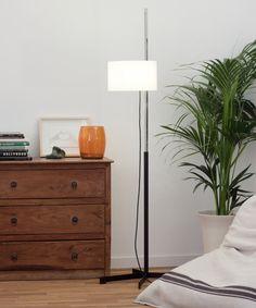 Santa & Cole – Lighting and furniture editors from Barcelona Santa Cole, Led Röhren, Adjustable Floor Lamp, Spanish Design, Simple Furniture, Unique Lamps, Wooden Crafts, Dresser As Nightstand, Modern Lighting