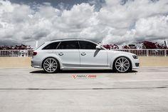 Audi Allroad on Vossen – Advanced Automotive Accessories Audi Wagon, Audi A6 Allroad, Sports Wagon, Audi Rs, Dream Cars, Benz, A4, Motorcycles, Wheels