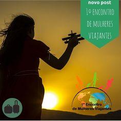 De 6 a 12 de junho um encontro online e gratuito reunirá mulheres viajantes para falar sobre seus estilos de vida, empreendedorismo, autoconhecimento, empoderamento e muito mais. Saiba mais no blog!    #passageira #mulheresviajantes #viagem #travellers #women #mochileiros #travelbloggers #travelblog