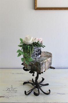 *Give her love & flowers* - Cake by Ana Marija cakes