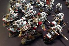 Image result for space marine with scars