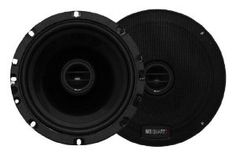"""Mb Quart Onx116 6.5-Inch 200 Watt 2 Way Car Stereo Speakers by MB Quart. $45.15. Features:  6-1/2"""" 2 Way Speaker System Peak Power Each: 100 watts  RMS Rated Power Each: 50 watts  Peak Power Per Pair: 200 watts  RMS Rated Power Per Pair: 100 watts Glossed Piano Black Polypropylene cone woofer  Rubber surround  Black Semi Gloss Trim Ring 1 1/4"""" titanium coated tweeter WideSphere Tweeter  Stamped steel chassis Black Rubber Boot Cap to protect the magnet structure..."""