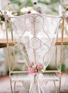 Pretty Floral Weddin
