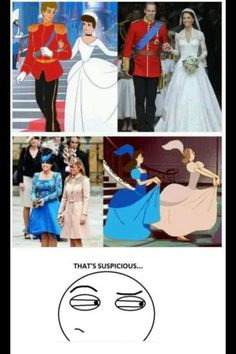 Those are not the colors of the stepsister's dresses though