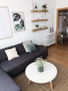 54 Best Modern Small Living Room Decoration And Design Ideas #modernsmalllivingroom #modernlivingroom #smalllivingroom ~ Ideas for House Renovations