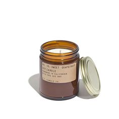 sweet grapefruit candle / pomme frites candle co.