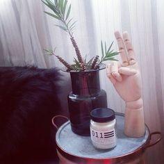 O simples que encanta, Vaso Quartzo Fumê 19 CM, Mão Articulada Grande 30CM, Vela Made In SP Viadutos Coleção 011 e Pelego Fake Hygge Preto, todos disponíveis em nosso site! #nahyggedecortem #pelosintetico #pelegopreto #mantadecorativa #pelesintetica #vaso #maoarticulada #articulados #velamadeinsaopaulo #hyggedecor