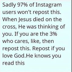 ❤️ not a Christian but will still repost for God <3