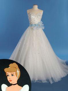 Disney Princess Wedding Gowns - Wedding Dresses Inspired by Disney Princesses - Good Housekeeping Disney Wedding Dresses, Disney Princess Dresses, Cute Wedding Dress, Disney Dresses, Princess Wedding Dresses, Dream Wedding, Disney Princesses, Disney Prom, Wedding Tips