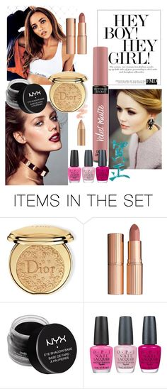 """Magazine #1"" by doradesign on Polyvore featuring art"