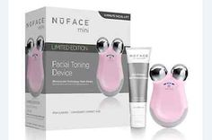 PINK- NUFACE MINI Facial Toning Device (NEW SEALED IN BOX)