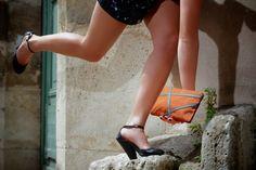 """Trousse """"Oriane""""  #JaneEymar #clutch #wallet #ArtDeco"""
