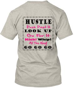 Barrel Racing Hustle Shirt | Teespring