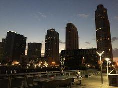 The Nightwatchers 3. #jkhknyc #youth #nyc #citylights #夜 #longislandcity