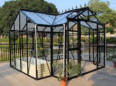 Orangeri för din trädgård