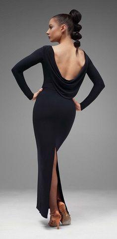 Chrisanne Clover Serenity Latin Dance Dress