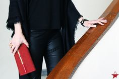 Gucci Bamboo Clutch - #Starbags_eu #Outfit #Inspiration