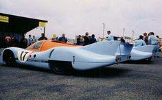 Le Mans Gulf Porsche 917LH 1971