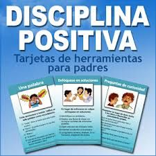 Resultado de imagen de citas libros disciplina positiva