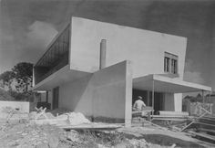 João Batista Vilanova Artigas 1915-1985   Casa Benedito Levi, São Paulo -SP, 1949