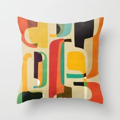 Call her now by Picomodi  @society6 #abstract #abstraction #red #orange #beige #color #drawing #throw #Pillow #home #decor #products #digital #chic #fashion #style #society6 #design #shop #shopping #buy #sale #fun #gift #idea #accessory #accessories #art #digital #contemporary #cool #hip #awesome  #sweet