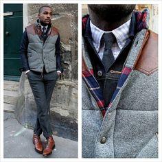 Dress like a Gentleman #Padgram