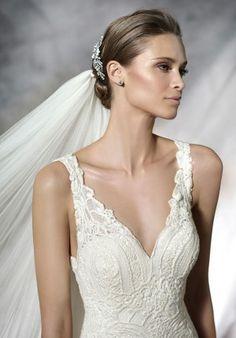 Pladia Vestido Noiva Noivas Pinterest Wedding Dress